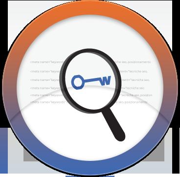 Report posizionamento su 20 keywords per una URL