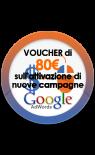 Campagna SEM ottimizzata annunci sponsorizzati Google Adwords