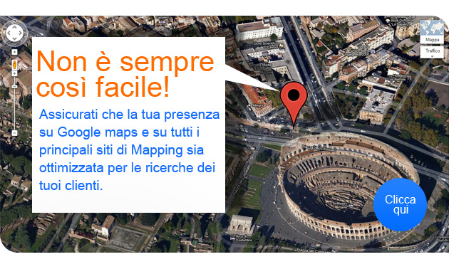 Local Search Marketing Ottimizzazione Seo Google Maps | Presenza Digitale