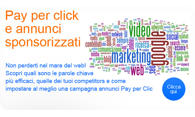Search Engine Marketing Pay Per Click Google Adwords | Presenza Digitale