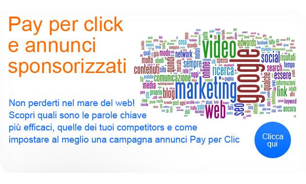 Search Engine Marketing Pay Per Click Google Adwords | Presenza Digitale