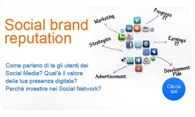 Social Media Marketing Brand Reputation | Presenza Digitale
